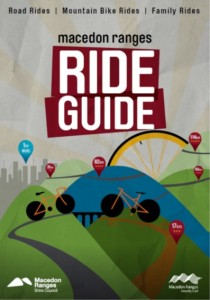 Macedon Ranges Ride Guide cover