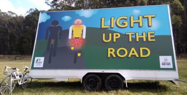 LigHt Up the Road 2
